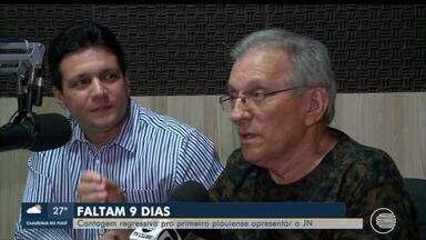 Pai do jornalista Marcelo Magno relembra trajetória até a bancada do Jornal Nacional - Pai do jornalista Marcelo Magno relembra trajetória até a bancada do Jornal Nacional