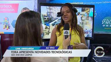 Feira apresenta novidades tecnológicas em São José - Confira as novidades no setor.