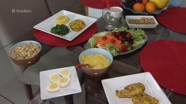 Nutricionista aborda dicas para uma gestação sadia - Nesse período é muito importante ter uma alimentação saudável.