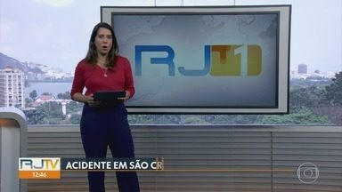 RJ1 - Íntegra 26/10/2019 - O telejornal, apresentado por Mariana Gross, exibe as principais notícias do Rio, com prestação de serviço e previsão do tempo.
