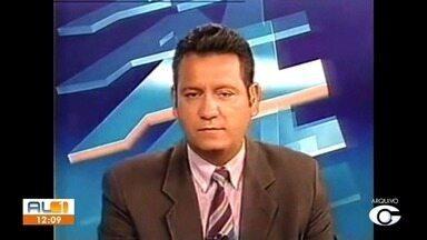 Jornalista Miguel Torres será sepultado na tarde deste sábado em Maceió - Miguel foi âncora da TV Gazeta na década de 1990.