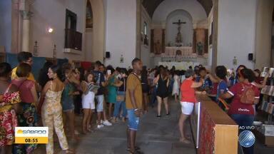 Festa Literária movimenta Cachoeira, no recôncavo baiano, neste fim de semana - A maior festa literária do Norte e Nordeste acontece até domingo (27) e atrai cerca de 40 mil visitantes.