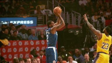 O melhor da semana na NBA - O melhor da semana na NBA