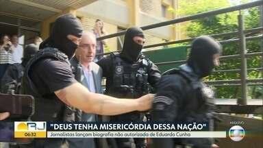 Jornalistas lançam livro sobre Eduardo Cunha - Os autores Aloy Jupiara e Chico Otavio relatam bastidores do poder.