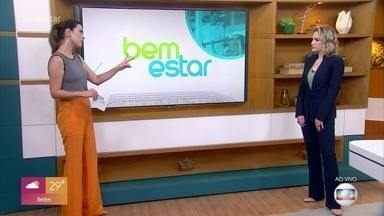 Ginecologista comenta caso de mulher que engravidou após laqueadura - A dra. Ana Lúcia Beltrame explica que é muito raro, mas a gravidez pode ocorrer mesmo após a laqueadura