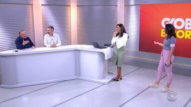 Confira os destaques do esporte no Jornal do Almoço desta terça-feira - Assista ao vídeo.