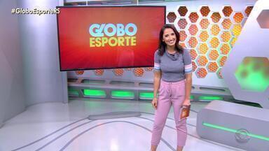Globo Esporte RS - 29/10/2019 - Assista ao vídeo.