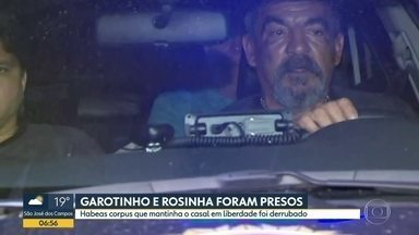 Anthony Garotinho e Rosinha Matheus são presos no Rio - Os ex-governadores do Rio de Janeiro, Anthony Garotinho e Rosinha Matheus, foram presos na manhã desta quarta-feira (30).