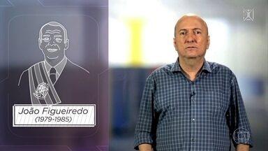 Projeto Educação: entenda o contexto histórico da Lei da Anistia - Professor de história Lula Couto afirma que a campanha da anistia foi uma das fases mais importantes nos acontecimentos políticos do Brasil.