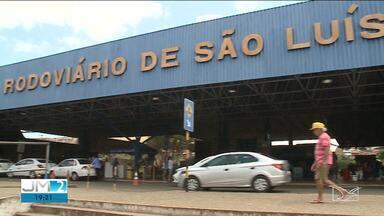 Defesa Civil faz vistoria na Rodoviária de São Luís - Há seis meses, parte do terminal foi interditado.