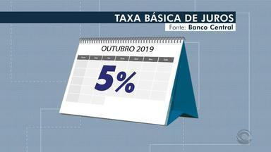 Governo reduz da taxa básica de juros e facilita empréstimos e renegociação de dívidas - Taxa Selic é parâmetro para cobrança de todos os juros cobrados no Brasil.