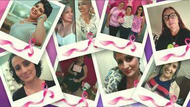 Meio dia Paraná faz homenagem a mulheres vítimas de câncer - O mês de outubro foi marcado por uma série de reportagens sobre prevenção, tratamento.