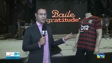 No clima do haloween, Baile Gratitude é realizado em São Luís - Evento acontece no Hotel Luzeiros. Ao vivo, o repórter Adaílton Borba deu mais informações.