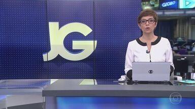 Jornal da Globo, Edição de quinta-feira, 31/10/2019 - As notícias do dia com a análise de comentaristas, espaço para a crônica e opinião.
