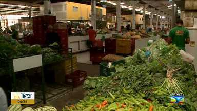 Veja os preços das frutas e verduras em São Luís - Confira a variação de preços das frutas, hortaliças e verduras nesta sexta-feira (1º) na Ceasa na capital.