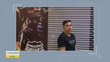 Polícia Federal prende homem acusado de matar dois chefes de organização criminosa - Crimes foram cometidos em fevereiro do ano passado.