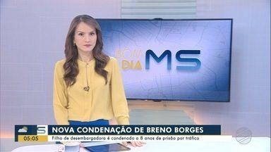 Bom Dia MS - edição de sexta-feira, 01/11/2019 - Bom Dia MS - edição de sexta-feira, 01/11/2019