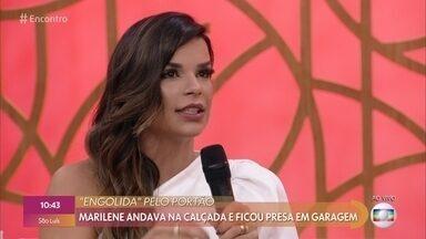Mari Antunes ia para São Paulo e foi parar em Manaus - Cantora diz que ficou completamente desorientada e teve que dormir na capital amazonense