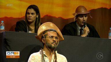 Rei do Cangaço 'Lampião' é condenado em júri épico realizado no Sertão de Pernambuco - Projeto transportou o público à década de 30, para presenciar como seria o julgamento de Lampião.