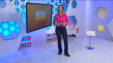 Confira a íntegra da edição do Globo Esporte-PR desta sexta-feira, 1/11 - Confira a íntegra da edição do Globo Esporte-PR desta sexta-feira, 1/11