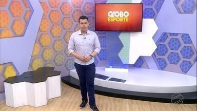 Assista o Globo Esporte MT na íntegra - 01/11/19 - Assista o Globo Esporte MT na íntegra - 01/11/19