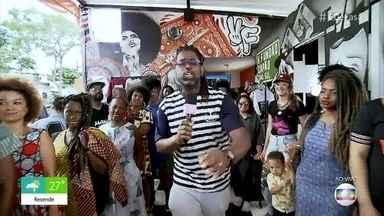 A moda das quebradas de São Paulo - Manoel Soares mostra tudo