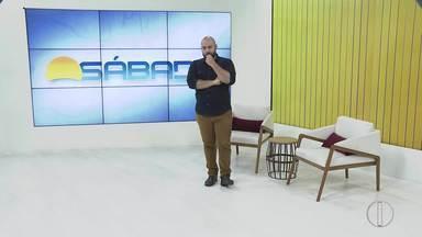 Bom Dia Sábado - Edição de sábado, 02 de novembro de 2019 - Com apresentação de Ádison Ramos, saiba tudo que acontece no fim de semana no interior do Rio.