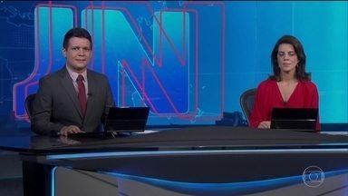 Jornal Nacional, Íntegra 02/11/2019 - As principais notícias do Brasil e do mundo, com apresentação de William Bonner e Renata Vasconcellos.