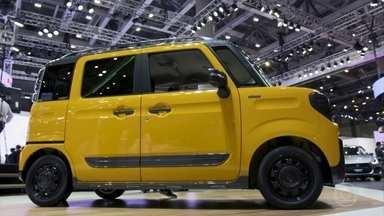Carros 'quadradões' continuam fazendo sucesso no Japão - Conheça os kei-cars feitos exclusivamente para o mercado japonês.