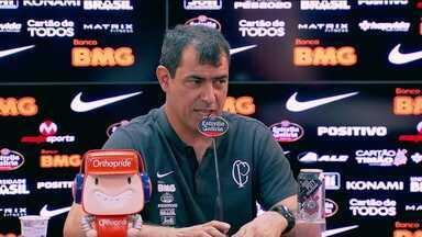Em crise, com problemas para balançar as redes, Corinthians tenta bater o líder Flamengo - Em crise, com problemas para balançar as redes, Corinthians tenta bater o líder Flamengo