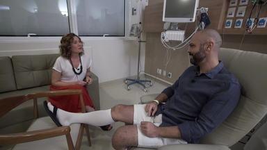 Veja a íntegra da entrevista do prefeito de São Paulo, Bruno Covas, ao Fantástico - Covas falou pela primeira vez sobre o câncer que descobriu há pouco mais de uma semana. Ele já passou pela primeira quimioterapia e está despachando normalmente no hospital.