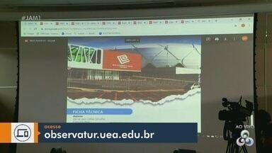 UEA lança portal Observatur - Ideia é difundir o estado do Amazonas.