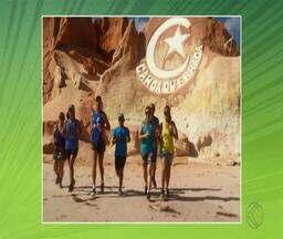 Equipe de Juiz de Fora vai ao pódio em corrida no Ceará - Time da cidade fez bonito na disputa em Canoa Quebrada, que teve provas de 5 km, 10 km e 21 km