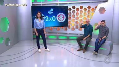Globo Esporte RS - 04/11/2019 - Assista ao vídeo.