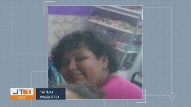 Adolescente desaparece após sair de casa para fazer trabalho escolar - A jovem Danielle Santos Carvalho da Silva, de 14 anos, está desaparecida desde o dia 25 de outubro.