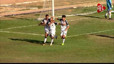Veja como foi a vitória do Botafogo-PB sobre o América-RN, pelo Nordestão Sub-20 - Belo faz 1 a 0 no Mecão, fora de casa, e entrega a lanterna do Grupo E para o time potiguar