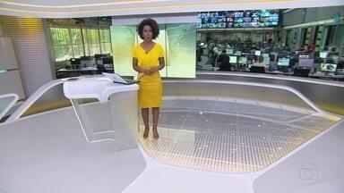 Jornal Hoje - íntegra 04/11/2019 - Os destaques do dia no Brasil e no mundo, com apresentação de Maria Júlia Coutinho.