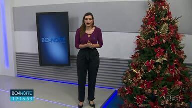 RPC lança a campanha de Natal: Árvore do Bem - Você pode ajudar doando alimentos que serão entregues a instituições.