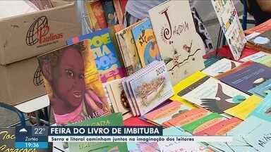 Com destaque para regiões de SC, Imbituba promove 2ª Feira do Livro no Sul do estado - Com destaque para regiões de SC, Imbituba promove 2ª Feira do Livro no Sul do estado