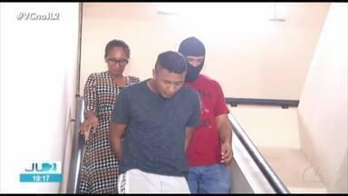 Polícia prende suspeito de matar adolescente e levar corpo usando carrinho de mão em Belém - Câmeras de segurança registraram o momento em que ele transportava o corpo.