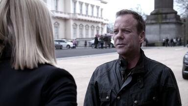 Das 4h às 5h Da Tarde - Jack propõe um plano para localizar Margot usando alguém inesperado como isca. De volta à CIA em Londres, Jordan levanta suspeitas sobre o marido de Kate.