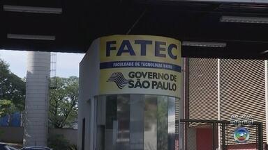 Inscrições para vestibular da Fatec estão abertas em Bauru - As inscrições para o vestibular da Fatec estão abertas em Bauru. São mais de 15 mil vagas oferecidas em todo o estado. Veja como participar.