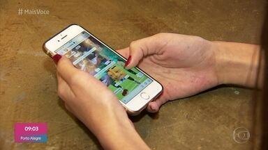 Figurinhas fazem sucesso entre usuários de aplicativos de bate-papo - Tem gente que praticamente conversa através das figurinhas, que podem ser colecionadas ou até mesmo personalizadas pela galera