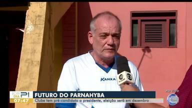 Parnahyba tem pré-candidato a presidente para as eleições em dezembro - Parnahyba tem pré-candidato a presidente para as eleições em dezembro