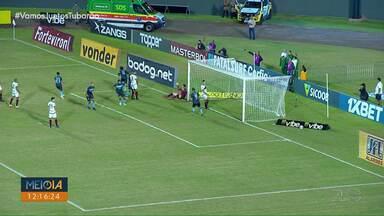 Londrina faz jogo mais importante do ano em Goiânia - Tubarão encara o Atlético-GO nesta terça (5); time precisa somar pontos para não entrar na zona de rebaixamento da Série B