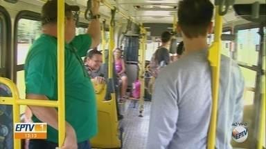 Linhas de ônibus da zona Norte são alvos de ladrões em Ribeirão Preto, SP - Desde agosto, houve dez casos registrados na Polícia Civil.