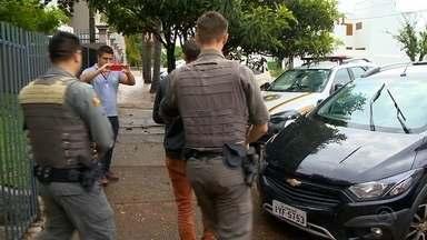 Brigada Militar faz busca a homens que roubaram caminhonete em Alto Alegre - Um deles teria envolvimento com o assalto ao posto de combustíveis em Ibirubá.