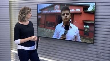 Comandante dos bombeiros dá orientações para população em casos de alagamentos - Assista ao vídeo.