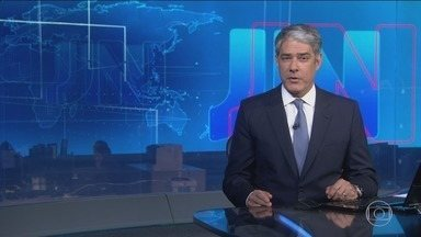 Jornal Nacional, Íntegra 06/11/2019 - As principais notícias do Brasil e do mundo, com apresentação de William Bonner e Renata Vasconcellos.