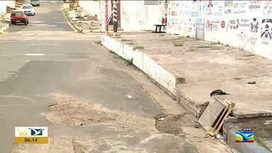 Após reportagem, Caema envia posicionamento sobre situação em bairro em São Luís - Companhia de Saneamento Ambiental do Maranhão (Caema) informa que a equipe de manutenção está no bairro São Francisco, na capital, realizando a manutenção na rede.